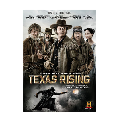 Texas Rising DVD