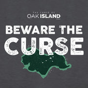 The Curse of Oak Island Beware the Curse Hooded Sweatshirt