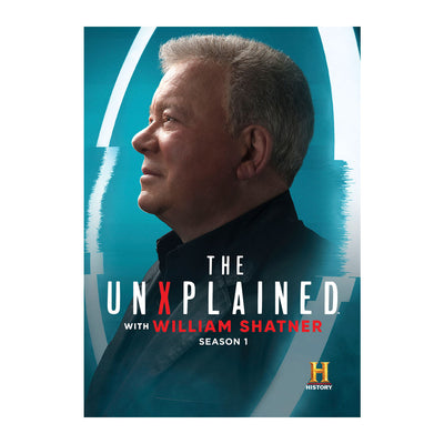 Unexplained: Season 1 DVD