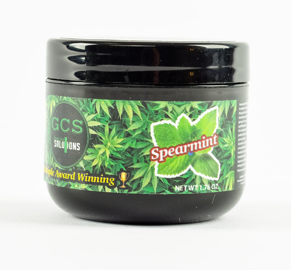 THC Canna Hookah Spearmint 1,000mg