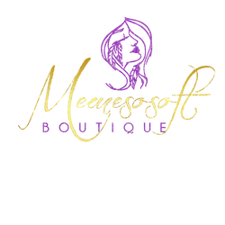 MemeSosoft Boutique with purple logo