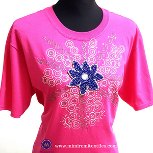 SHORT SLEEVE FEMALE T-SHIRT
