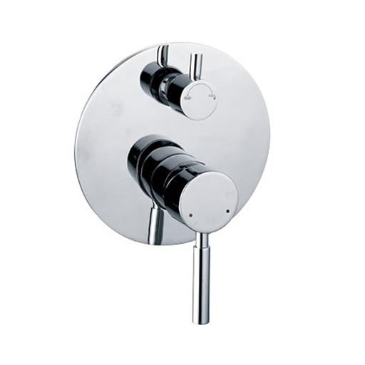 Shower  Mixer With Diverter 2508-09A