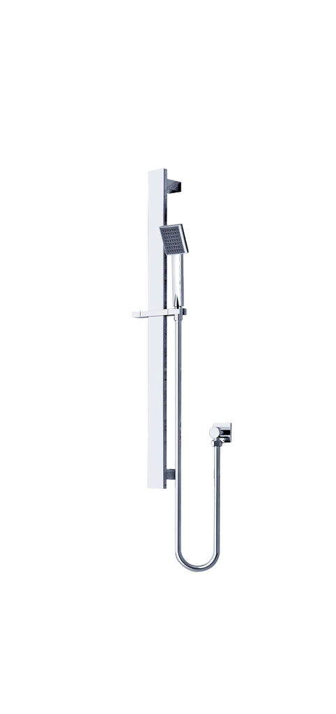 RAIN SQUARE RAIL SHOWER