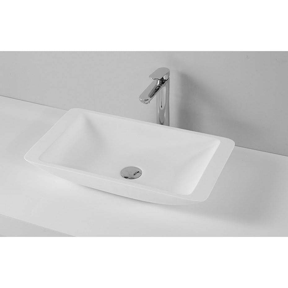 Solid Surface Basin 1321