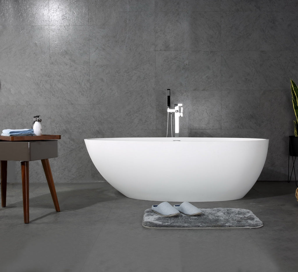 Ocenia Artificial Stone Bathtub