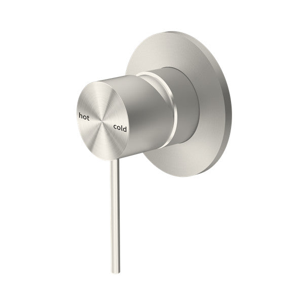 RONDO BRUSHED NICKEL SHOWER MIXER