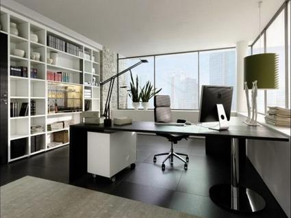 Home Office at Auckland CBD