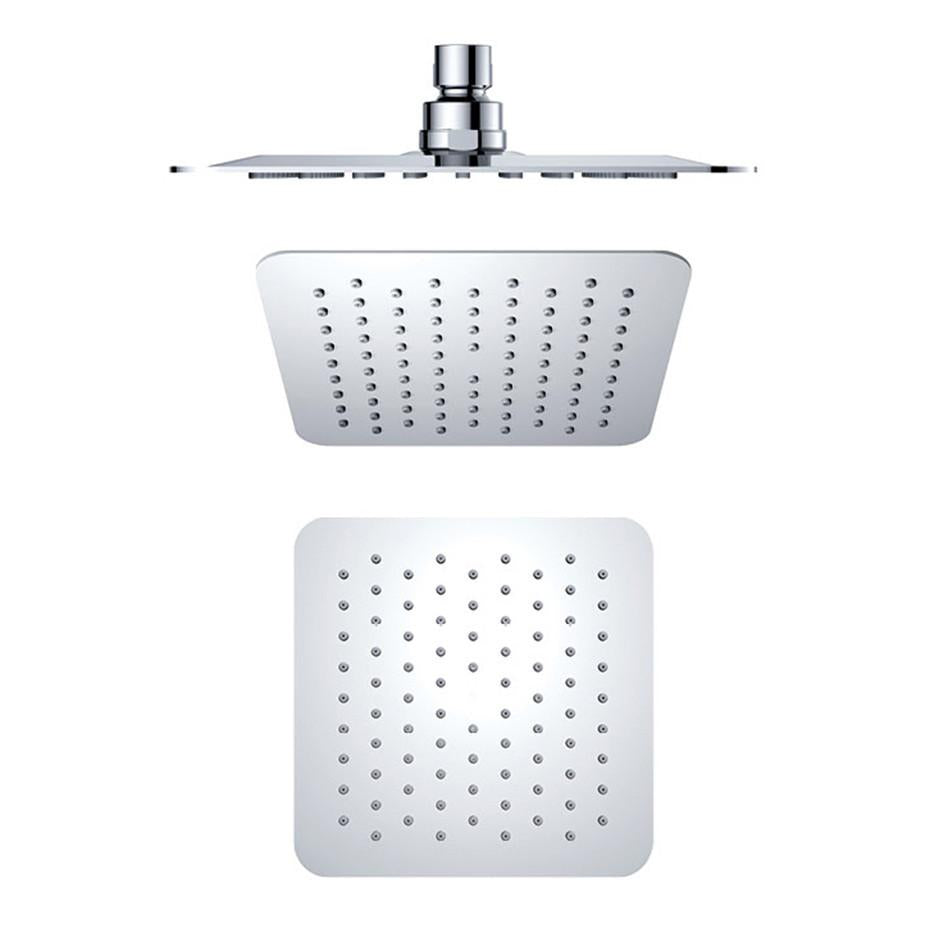 Air Injection Square Shower Head 300mm B1201