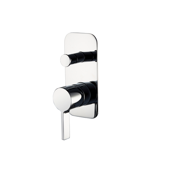 AMG - 9201-09A Chrome Diverter Shower Mixer
