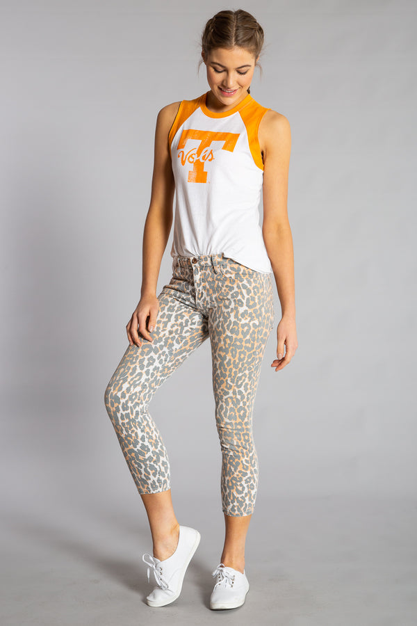 UNIVERSITY OF TENNESSEE SCHOOL SPIRIT TANK TOP