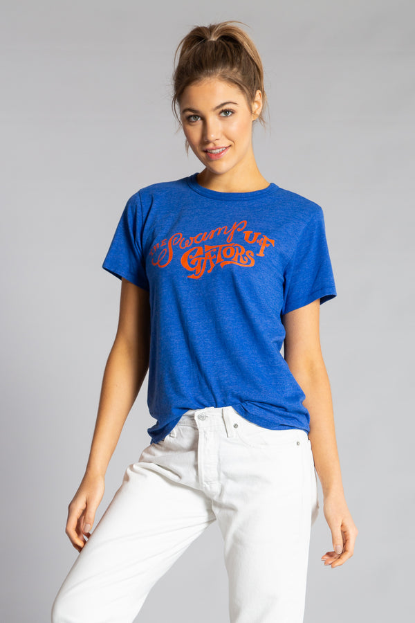 UNIVERSITY OF FLORIDA BACK TO BASICS SHORT SLEEVE