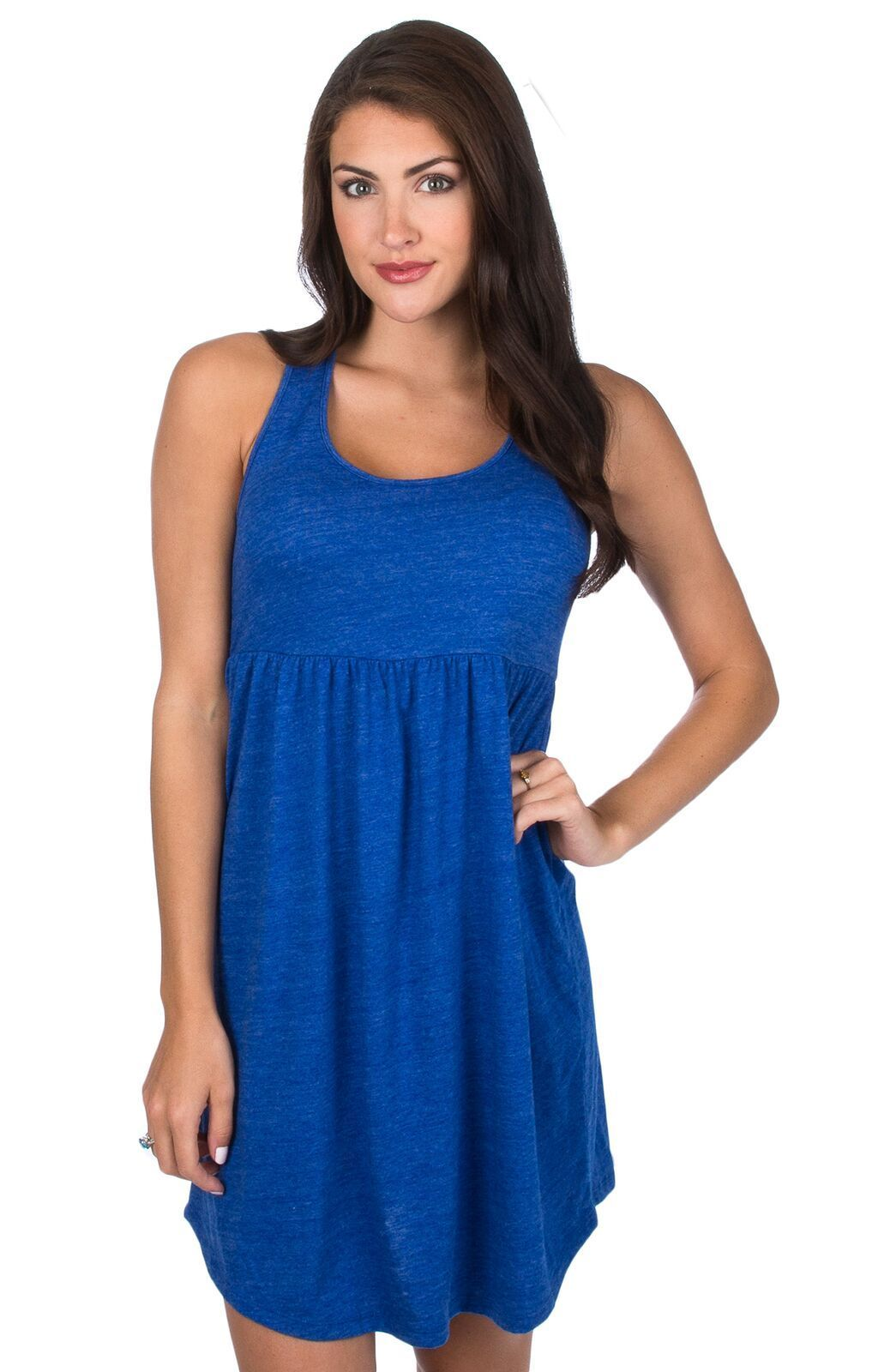 Royal - Everly Dress - Front 1