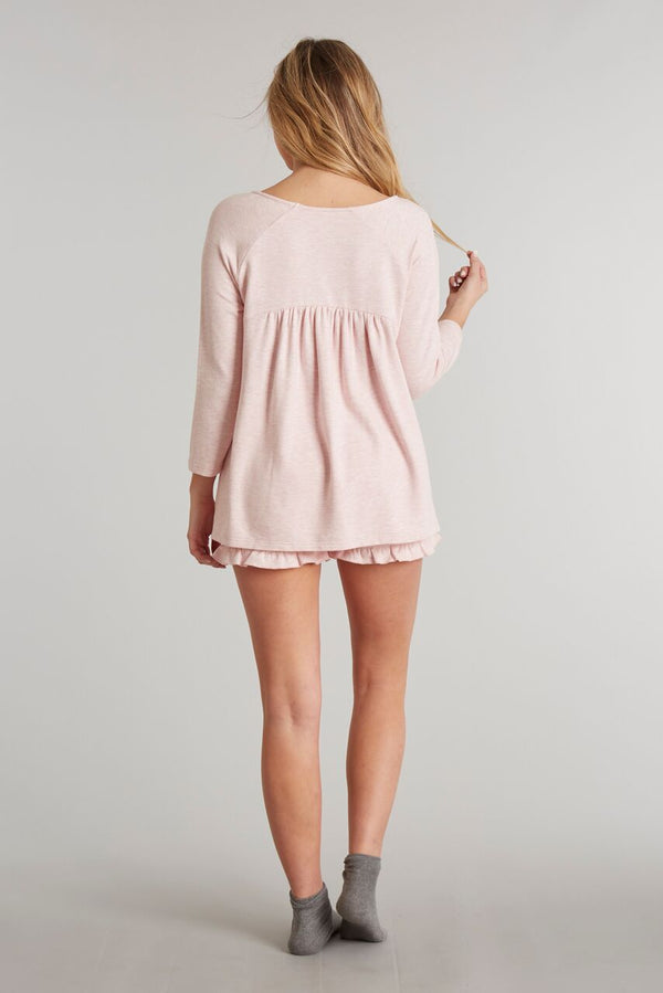 Blush - Stella Tunic - Back 1