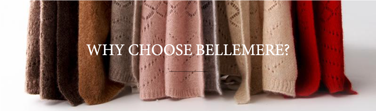 Why choose Bellemere