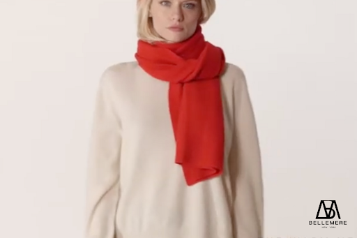 The Warm Neck | How to Style a Scarf | Bellemere