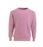Load image into Gallery viewer, 100% Merino wool Crew-Neck Sweater