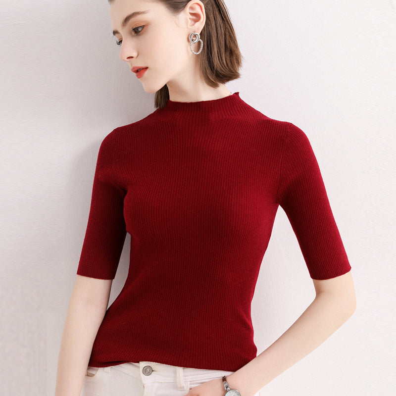100% Cashmere Chic-fit Sweater