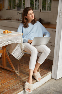 Boatneck Cashmere Sweater