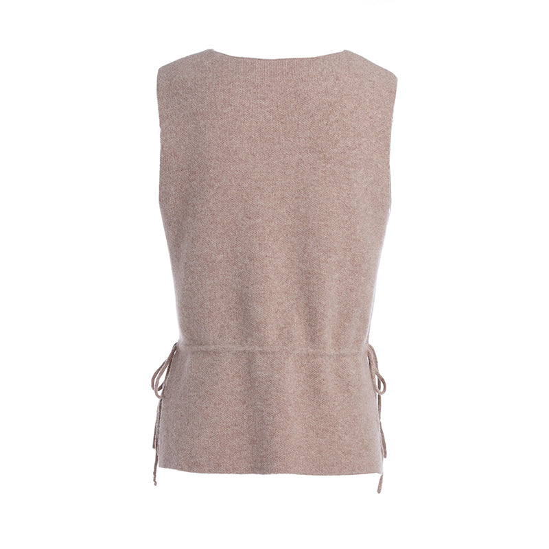 100% Wool Sweater Vest