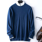 Load image into Gallery viewer, Round Plain Sweater