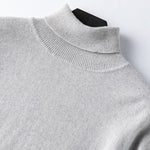 Load image into Gallery viewer, Plain Turtleneck Sweater
