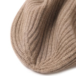 Load image into Gallery viewer, Knitted Cuffed Cashmere Hat