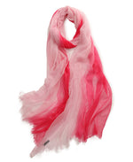 Load image into Gallery viewer, Gradient Cashmere Women Scarf