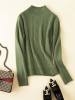 Load image into Gallery viewer, Modish Woolen Cashmere Sweater