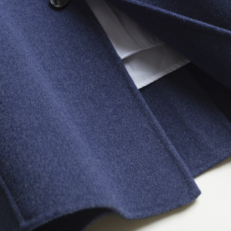 100% Merino Wool Car Coat