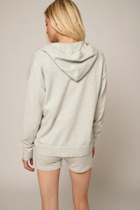 Sporty Cotton Cashmere Short