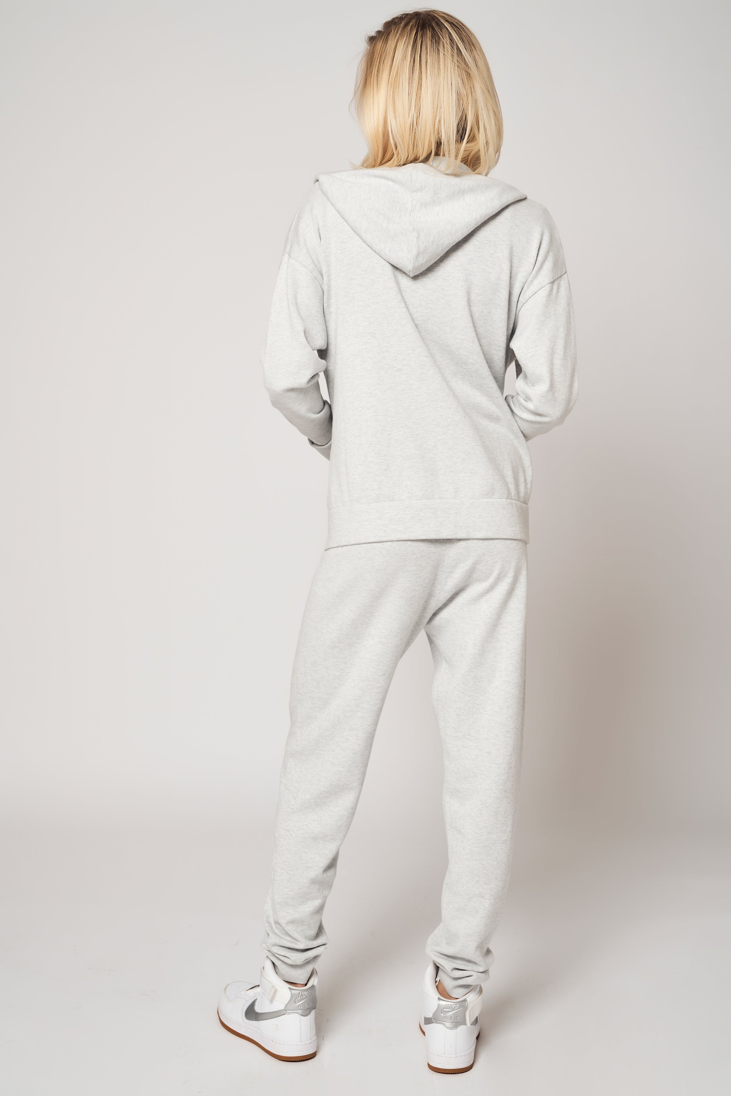 Cotton Cashmere Hoodie 3 in 1 SET