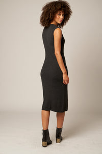 100% Merino Wool Tank Dress