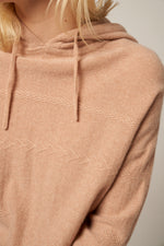 Load image into Gallery viewer, High Low Cashmere Hoodie