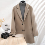 Lade das Bild in den Galerie-Viewer, 100% Merino Wool Car Coat