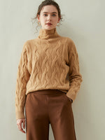 Load image into Gallery viewer, Wave Ribbed Sweater