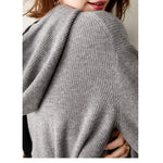 Lade das Bild in den Galerie-Viewer, Pullover with Hoodie Super Fine Wool