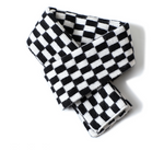 Load image into Gallery viewer, Modern Chequered Cashmere Scarf