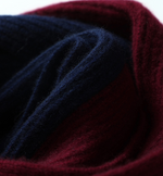 Load image into Gallery viewer, Unisex Colorblock Cashmere Scarf