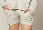 Load image into Gallery viewer, Sporty Cotton Cashmere Short