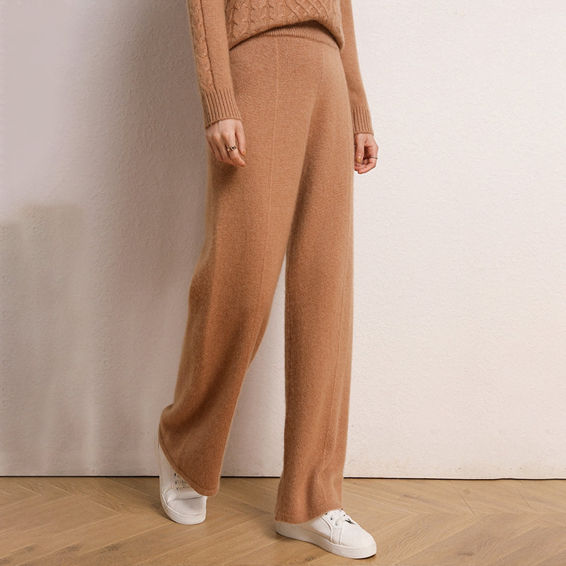 Cashmere Wool pants