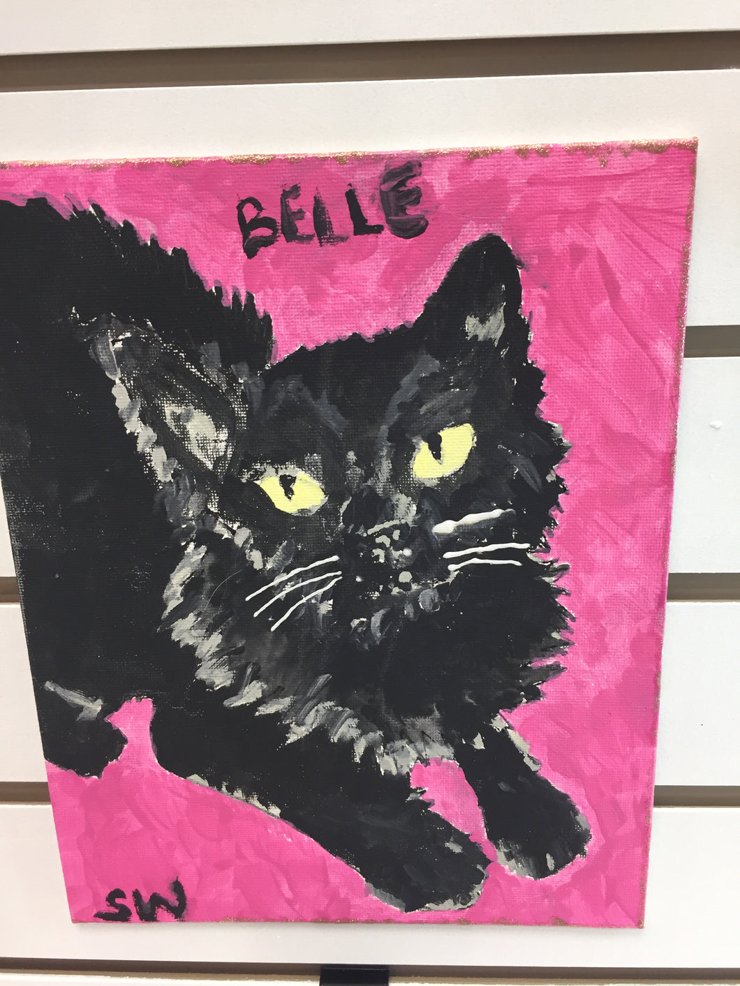Belle the Cat