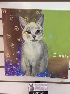 zz *Sold* Louise the Cat