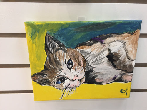 zz *Sold* Tabitha the Cat