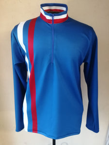 Retro Cycling Top