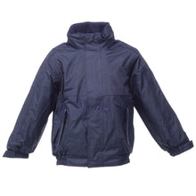 Load image into Gallery viewer, Kids Regatta Dover Waterproof Fleece-lined Jacket