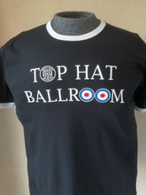 Load image into Gallery viewer, Top Hat Ballroom Ringer T.Shirt