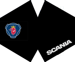 Scania Face Covering