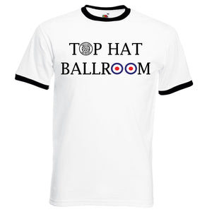 Top Hat Ballroom Ringer T.Shirt