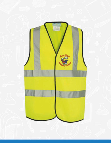 Arellian Nursery Hi-Vis Jacket
